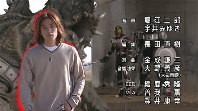 Kamen Rider 555 - Episode 12