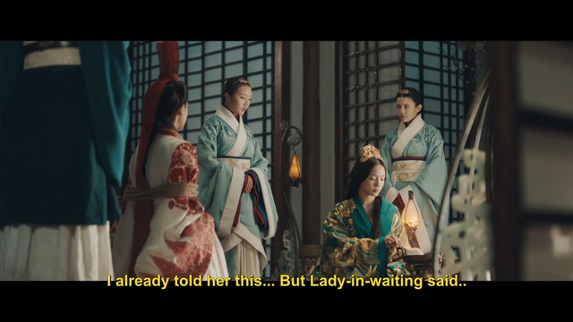 Legend of Hao Lan - Episode 22