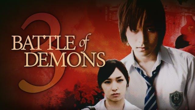 Battle of Demons 3