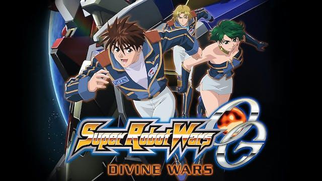 Super Robot Wars:  Original Generation - Divine Wars