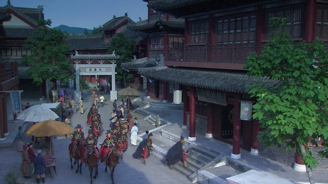 Di Renjie 3 - Episode 31