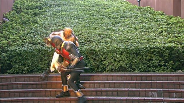 Kamen Rider Agito - Episode 23