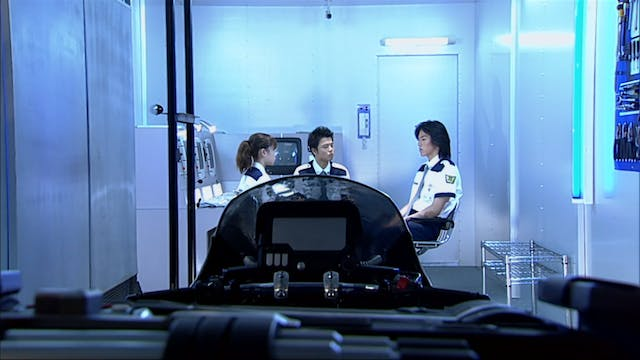 Kamen Rider Agito - Episode 32