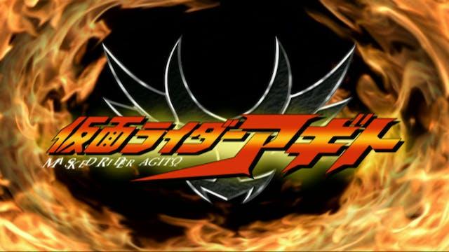 Kamen Rider Agito - Episode 46
