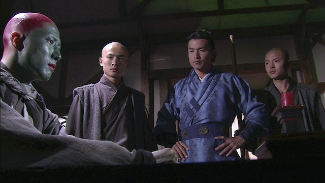 The Shaolin Warriors - Episode 24