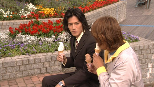 Kamen Rider Agito - Episode 41