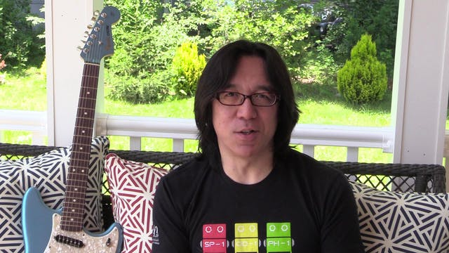 Tomo Fujita Guitar Wisdom News