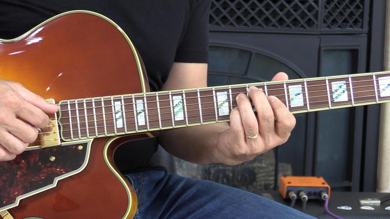 Blues and Jazz/Blues Demos