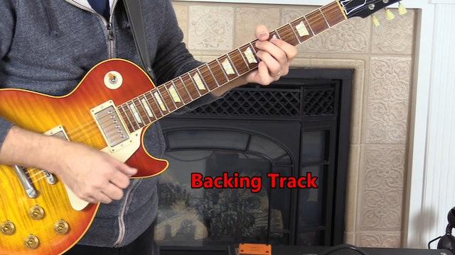 TF Backing Track 15 F Jazz Blues