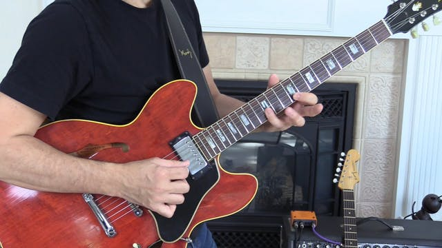 TF Demo 043 Another B- Blues Solo