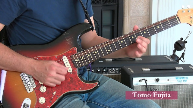 TF Lesson 012-1 Setting up Tone to Improve Playing