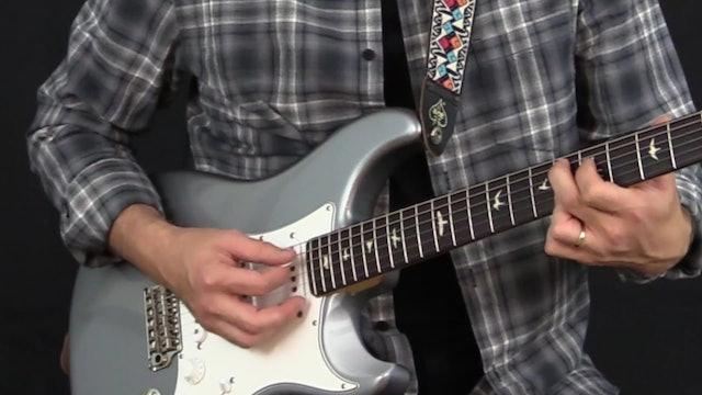 TF Lesson 005 String Bending Technique