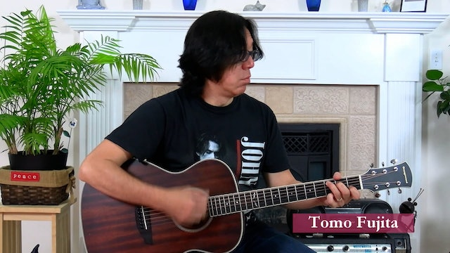 TF Lesson 006-3B Songwriting Chords - 1st Position + Moveable Forms - Voicings