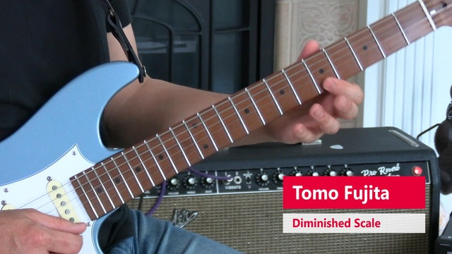 Lesson Excerpt: Diminished Scale