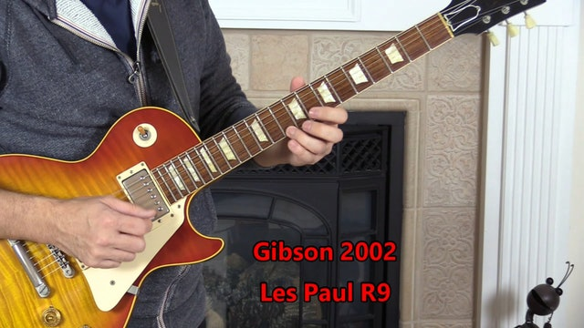 TF Demo 049 Solo: F Jazz Blues