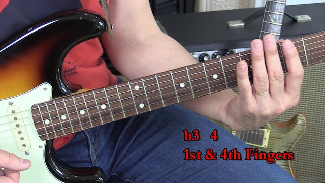 TF Lesson 024 Fast-Triplet Funky Groove
