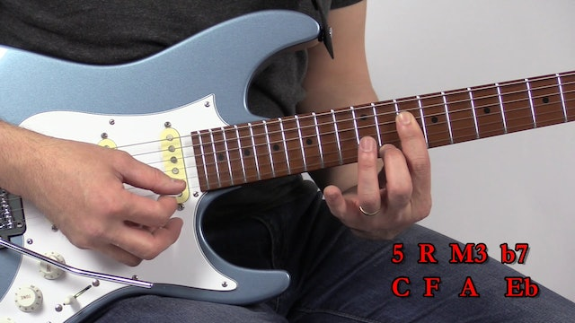 TF Lesson 014 Four-Note Chord Voicings