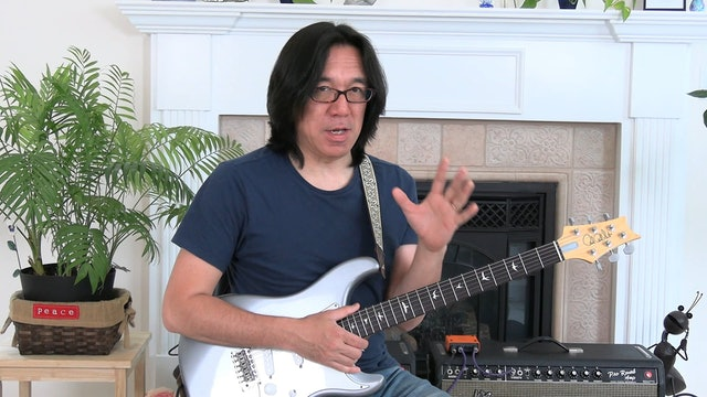 TF Lesson 004-1 Learning the Fretboard