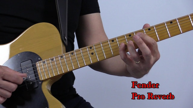 TF Demo 016 A Blues Solo Over Chord Changes