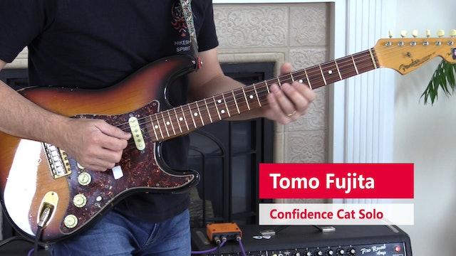 TF Demo 047 Confidence Cat Solo