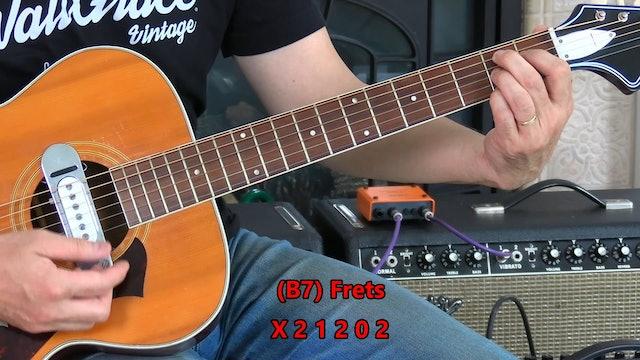 BL19. (Lesson 060) Fingerpicking - Lightnin' Hopkins Blues