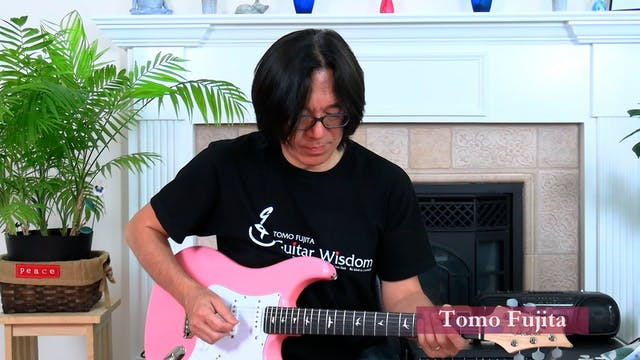 AT04 Soloing Over Dom7 Chords