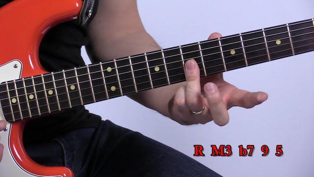 TF Lesson 023 E7 Funk Chords