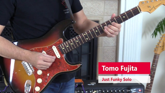 TF Demo 048 Just Funky Solo