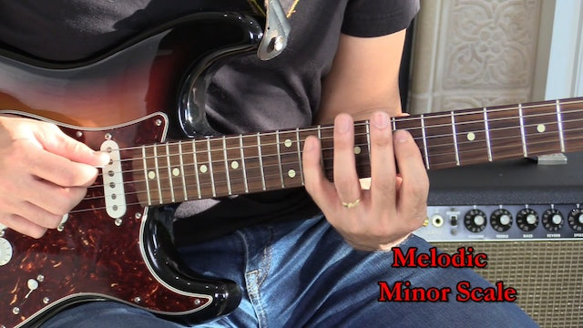 TF Lesson 034 Tom Misch Crazy Dream Soloing Ideas