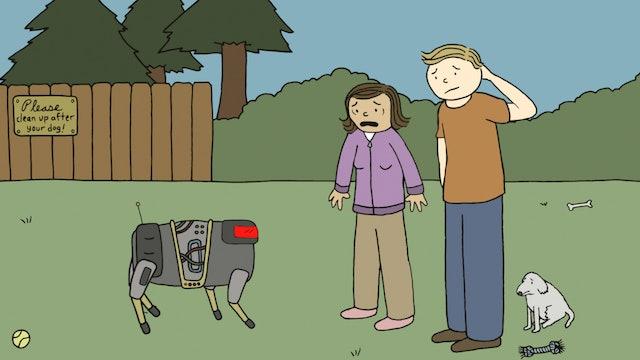 Episode 8 - The Pawtriarchy