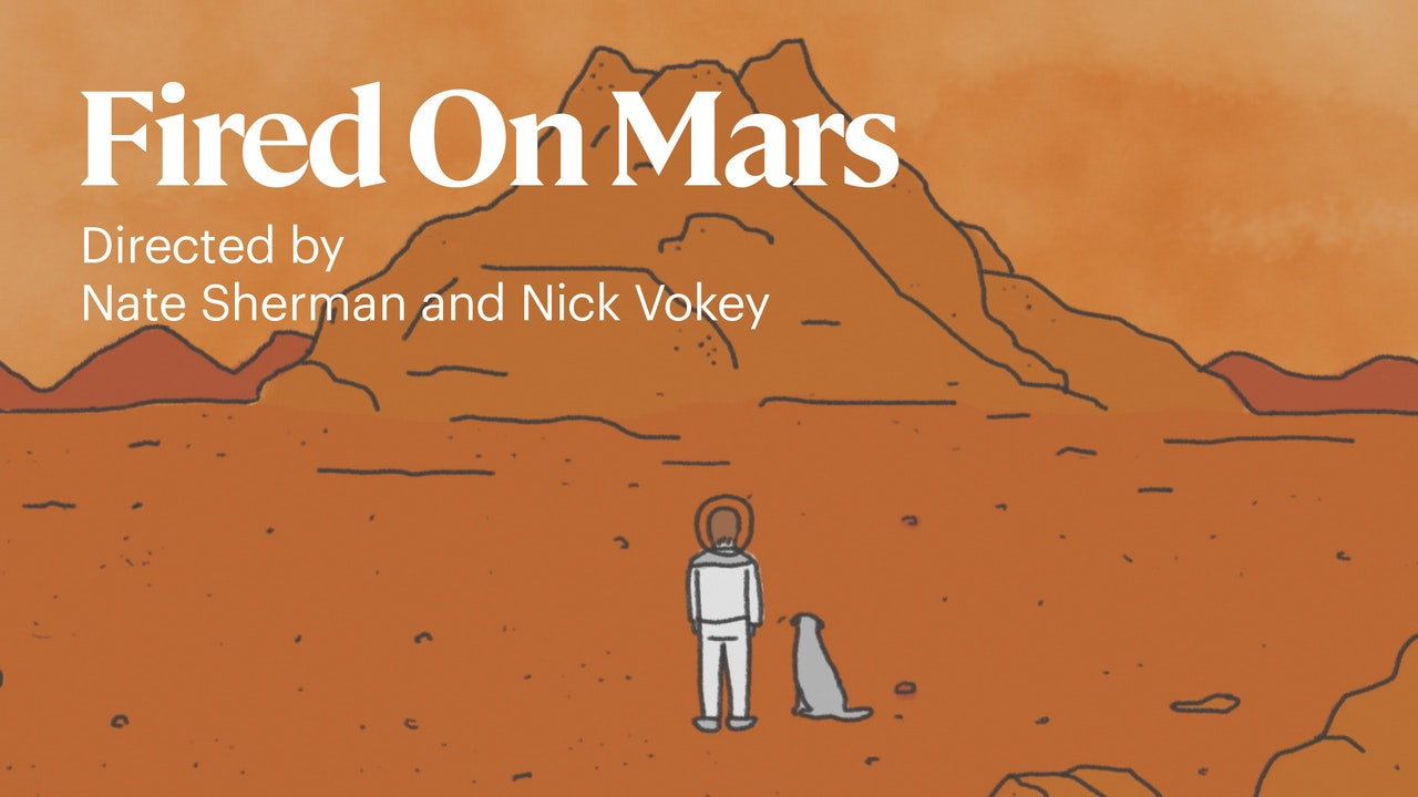 Fired on Mars