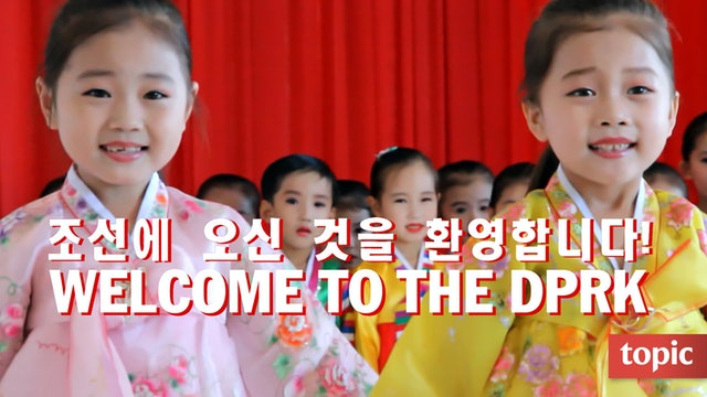 Welcome to the DPRK