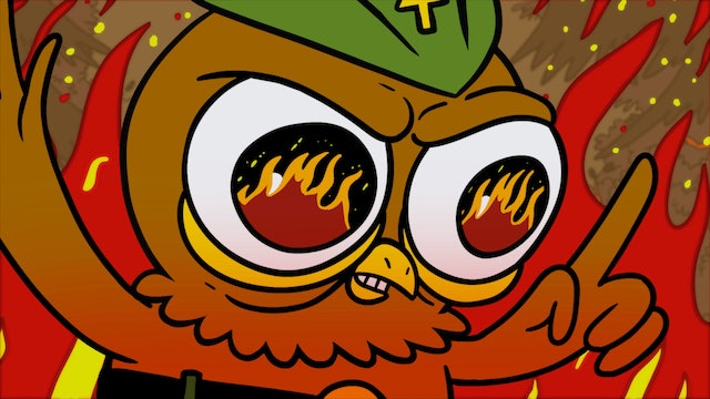 Episode 9 – Give a Hoot