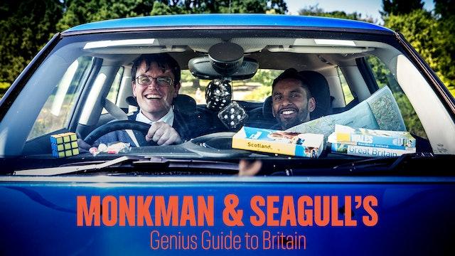 Monkman & Seagull's Genius Guide To Britain