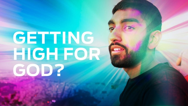 Getting High for God (Mawaan Rizwan)