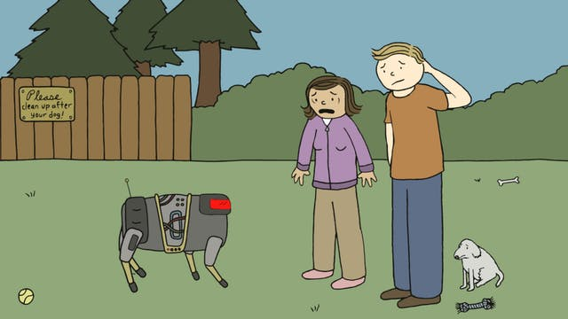 Episode 8 – The Pawtriarchy