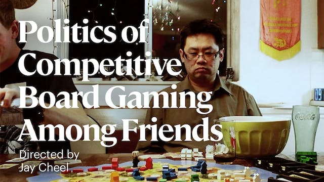 The Politics of Competitive Gaming Among Friends