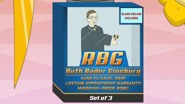 Episode 18 - Ruth Bader Ginsburg
