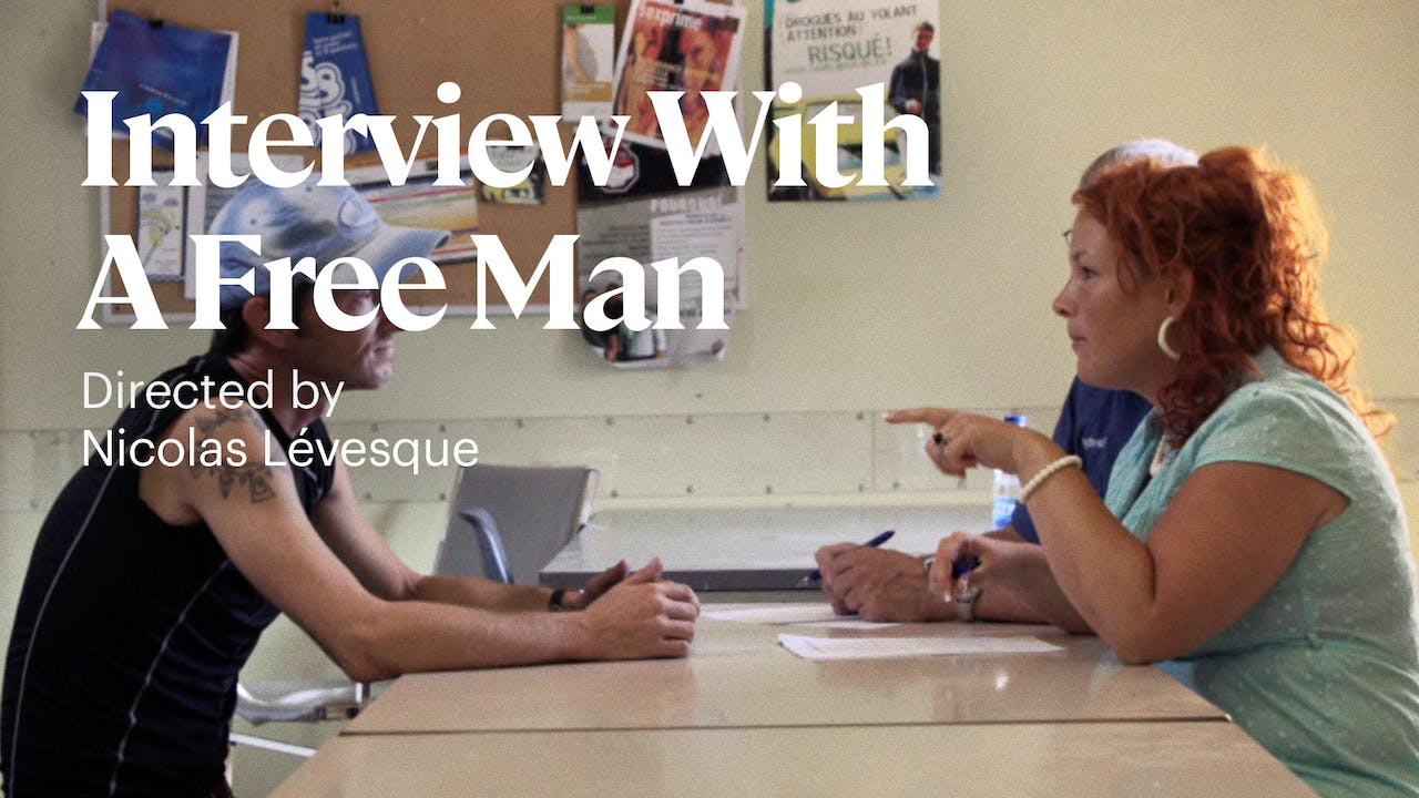 Interview with a Free Man