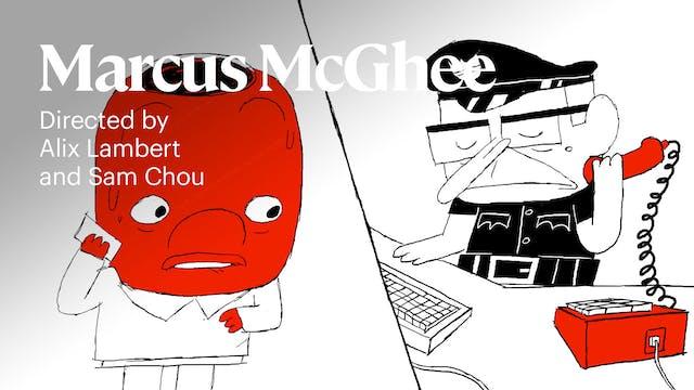 Marcus McGhee