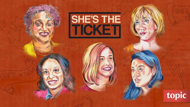She's the Ticket