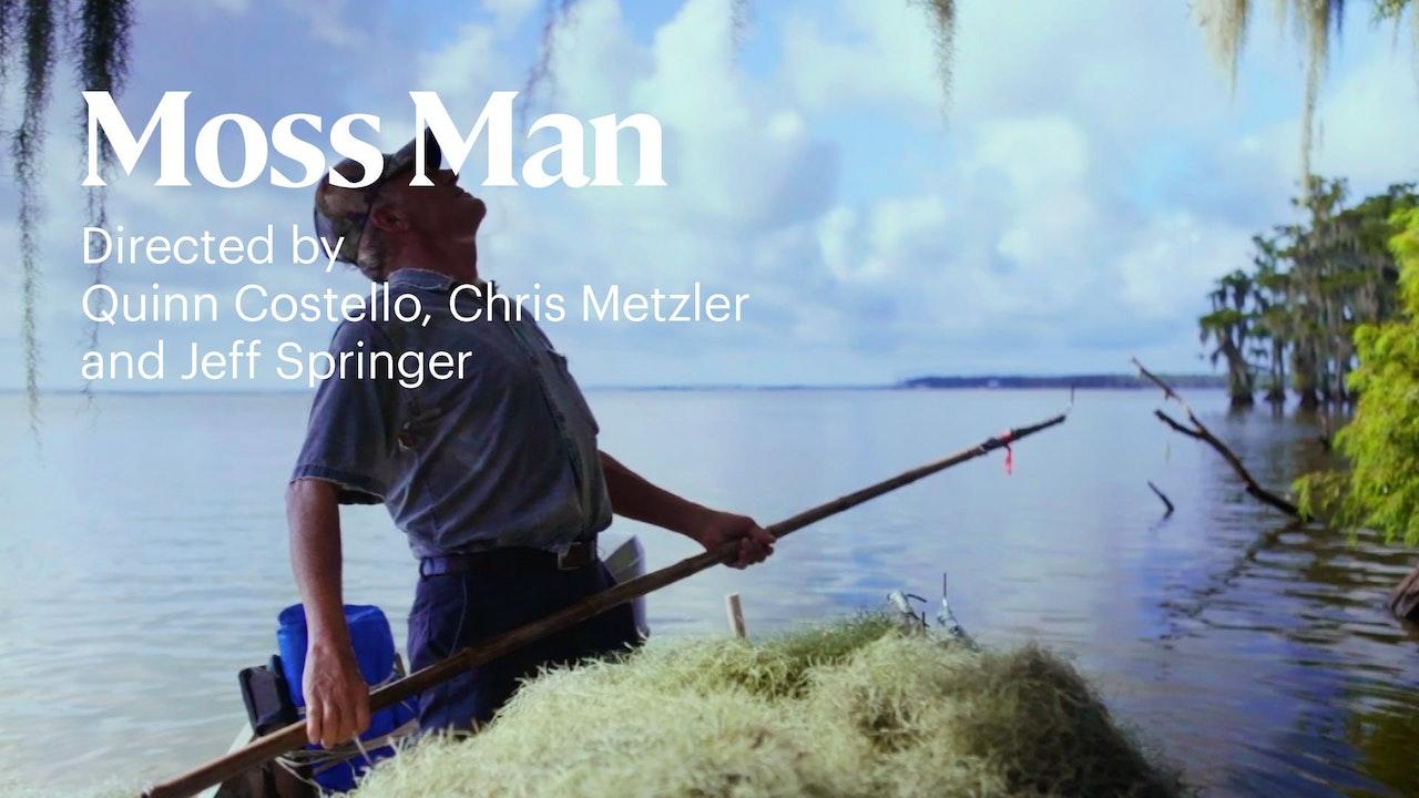 Moss Man