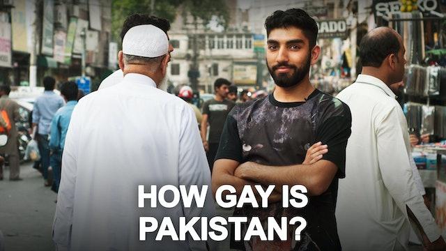 How Gay is Pakistan? (Mawaan Rizwan)