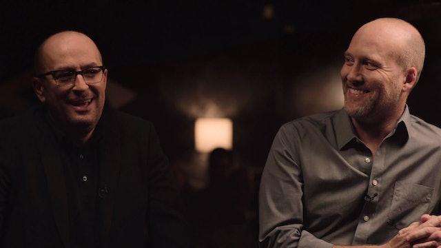 Episode 2 - Christopher Markus & Stephen McFeely