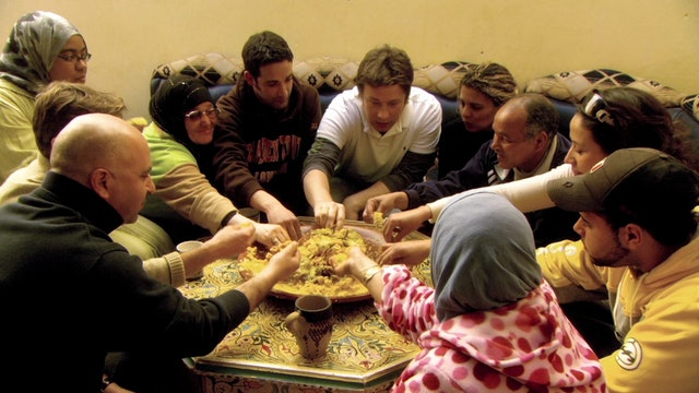 Episode 1 - Jamie Does Marrakech