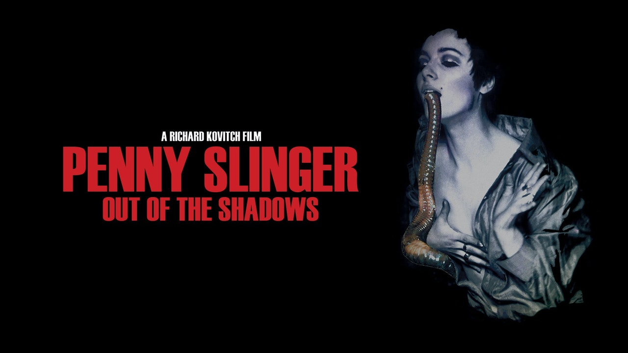 Penny Slinger: Out of the Shadows