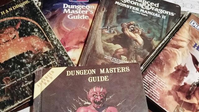 Episode 7 - Dungeons & Doctors