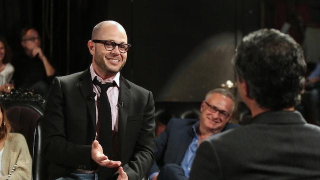 Episode 4 - Damon Lindelof and musical guests, Antonio Sanchez and Daniel Lanois