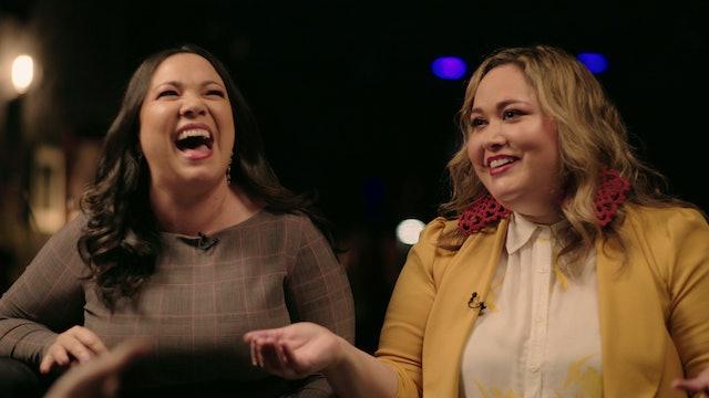 Episode 5 - Gloria Calderón Kellett & Tanya Saracho