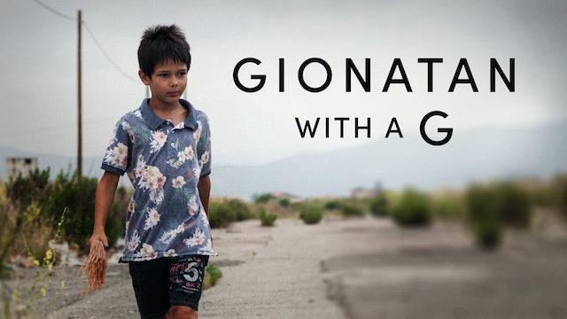 Gionatan with a G